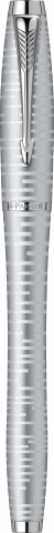 Premium Vacumatic Silver Blue Pearl CT-650
