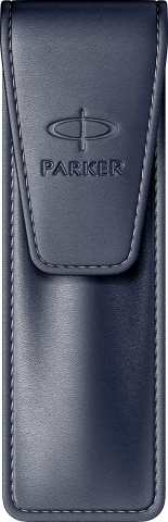 Etui Leather Dark-Navy