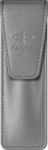 Etui  Leather Emboss Grey