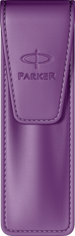 Etui  Leather Purple