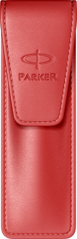 Etui Leather Red