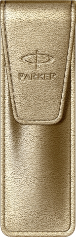 Etui  Leather Pearl Gold