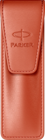 Etui Leather Orange